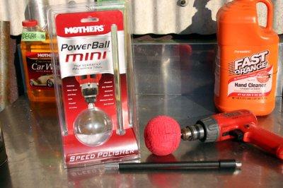 画像1: マザーズ パワーボール mini