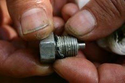 画像1: ドレンボルト用 O-リング ガスケット