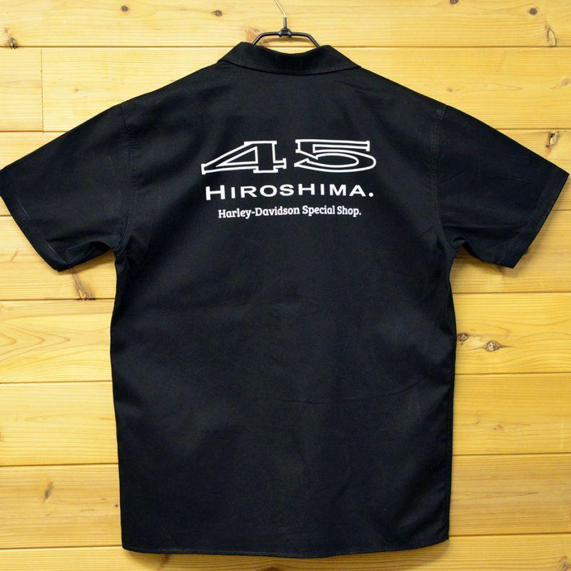 画像1: 45Degree オリジナル ワークシャツ (1)