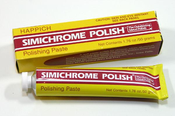 画像1: シミクロームポリッシュ SIMI CHROME POLISH 50g入り (1)